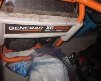 Generac Xg8000e Generator