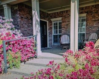 This lovely 2475 sq ft garden home, offered by Kris McGeary of Coldwell Bankers (Apex Realtors), is for sale; contents must go!