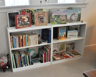 Fine collection of children's books in excellent condition