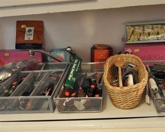 Apartment - Kitchen utensils are found here.