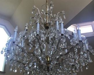 Foyer Chandelier, Marie Therese Style