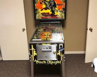 Classic Dark Knight Pinball Machine