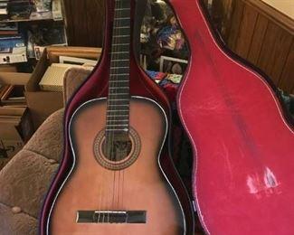 Spanish Espanola handmade guitar