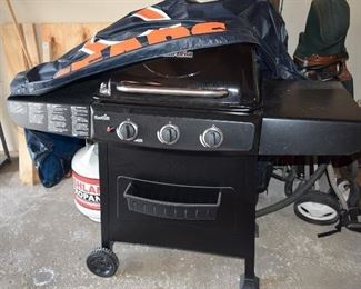 CharBroil Propane Gas Grill