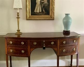 Second Baker Historic Charleston sideboard