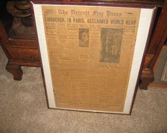 Old Detroit News
