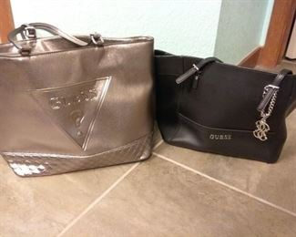 2 Guess Bags