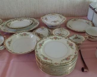 Antique dishes over 100 years old