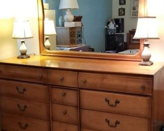 Several beautiful dressers