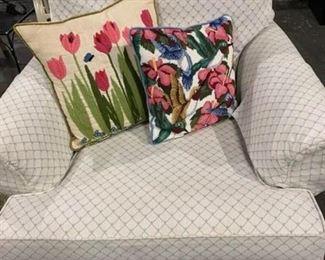 Upholstered Chair   https://ctbids.com/#!/description/share/153846