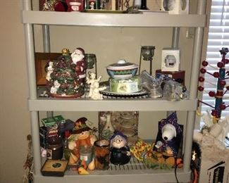 Lots of great holiday, great vintage selection