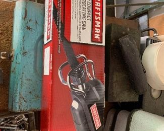 craftsman reciprocationing saw