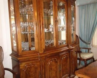 Stanley hutch, china cabinet