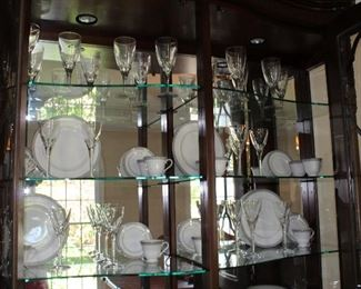 Waterford Crystal and china