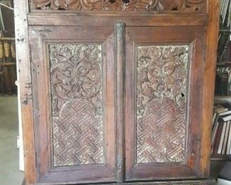 100 year old Armoire from Bali