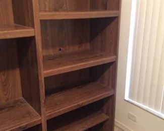 Brown Shelving #2 https://ctbids.com/#!/description/share/152979