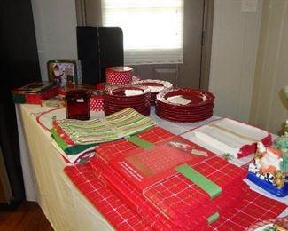More Christmas pieces