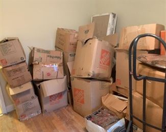 Loads to Unpack!!! All Shipped from Ca.