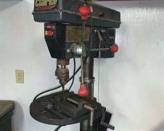 Clarke Drill Press