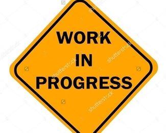 Truly Work in Progress!!!