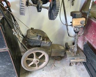 Craftsman  22-in String Trimmer Gas Mower