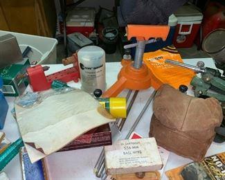 Ammo Reloading Equipment