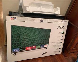 """Vizio 48"""" Flatscreen TV"""