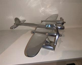 Chrome Airplane