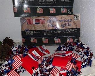 USA July 4 Decor