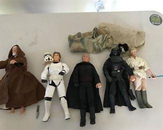 Star Wars Figurines