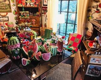 Watermelons galore!!