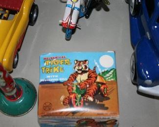 Vintage Tiger Trike
