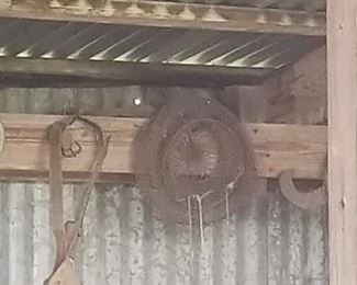 more rustic finds