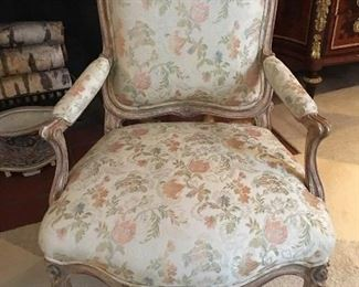 One of the chairs