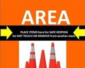 HOLDING AREA
