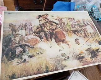 Lots of wonderful Western Prints