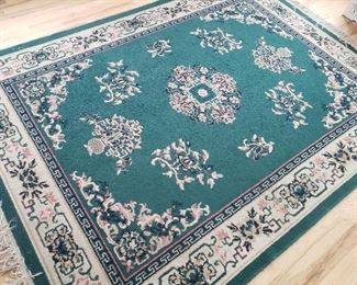 Several Persian/Chinese style Carpets...details to come.