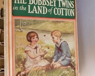 Bobbsey Wins and Other Vintage Children's Book Collections