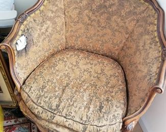 A lovely Antique Chair that needs some LOVE