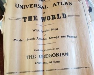 This is a 'giant' piece of Antique Paper