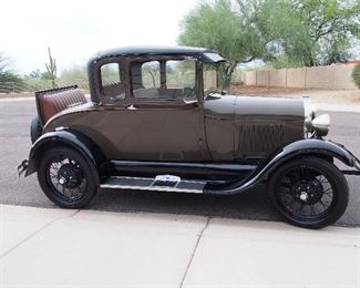 1929 Model A Special Coupe