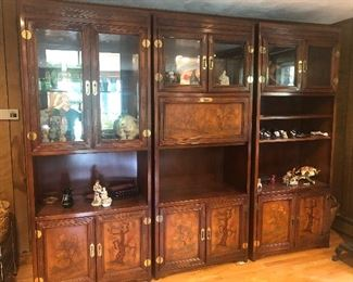 Asian Cabinets