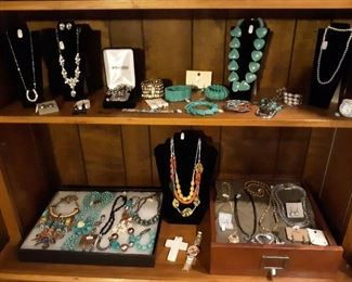 Misc New and Used Jewelry