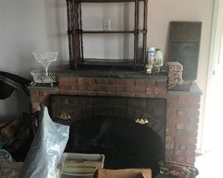 Fire place items