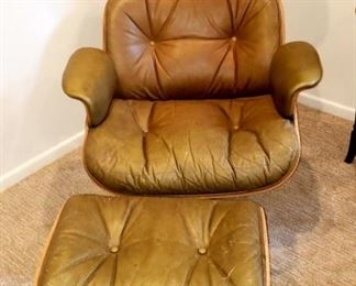 Later Eames chair
