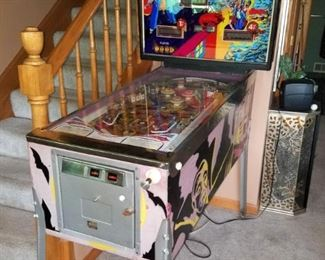"""""""Dracula"""" pinball machine (Stern Electronics) Taking offers until Friday at noon."""