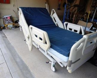 ·Hospital Bed (Electric, All Features)