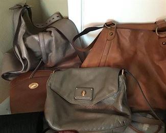 Ladies purses.