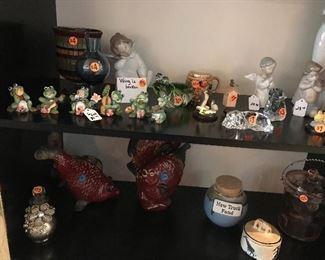 Lladro, misc figurines