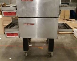 Blodgett Double Pizza Oven MT21366